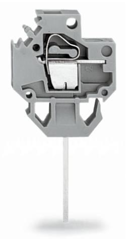 Bornier à ressort WAGO 226-103 4.00 mm² Nombre total de pôles 1 gris 150 pc(s)