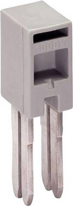 Peigne de pontage isolé WAGO 2001-405 1 pc(s)