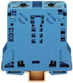 Borne de passage WAGO 285-154 20 mm ressort de traction Affectation des prises: N bleu 1 pc(s)