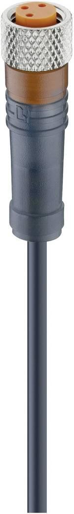 Câble M8 pour capteurs/actionneurs femelle droite Lumberg Automation RKMV 3-224/2 M 17852 Conditionnement: 1 pc(s)