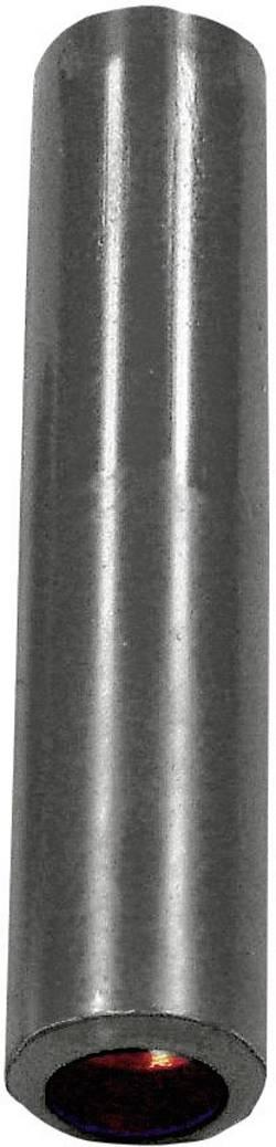 Fiche de Raccordement 4 mm Kk4/4, noir MultiContact 24.0142-21