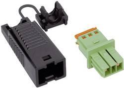 Connecteur d'alimentation WAGO 893-1002 femelle, droit Nbr total de pôles: 2 3 A vert 1 pc(s)