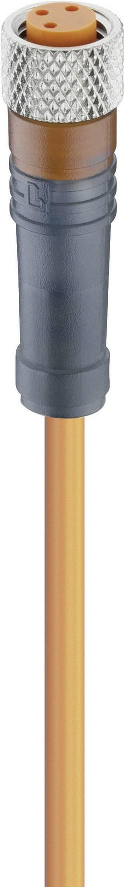 Câbles pour capteurs/actionneurs M8, à visser Lumberg Automation RKMV 3-06/2 M 11294 Conditionnement: 1 pc(s)