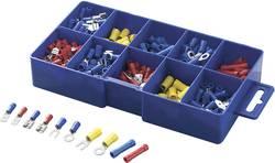 Jeu de cosses TRU COMPONENTS 732038 0.50 mm² 2.50 mm² bleu, jaune, rouge 450 pc(s)