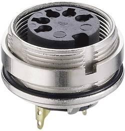 Connecteur circulaire DIN embase femelle, verticale Lumberg 0305 05-1 Nombre total de pôles: 5 argent 1 pc(s)