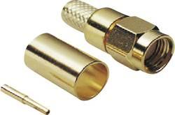 Connecteur SMA à polarité inversée mâle, droit TRU COMPONENTS 1579292 1 pc(s)