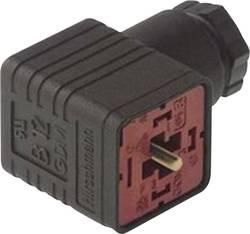 Connecteur rectangulaire série GDM Hirschmann GDM 3011 J 932 109-100 noir Pôle:3 + PE 1 pc(s)