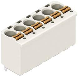 Barrette femelle (standard) série 2091 12 pôles WAGO 2091-1182 Pas: 3.50 mm 1 pc(s)