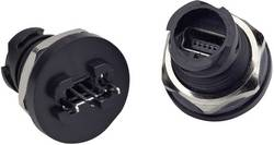 Embase femelle Mini USB 2.0 Conec 17-250001 embase femelle Conditionnement: 1 pc(s)