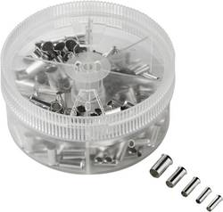Assortiment d'embouts simples Vogt Verbindungstechnik 737009 4 mm² 16 mm² métal 230 pièce