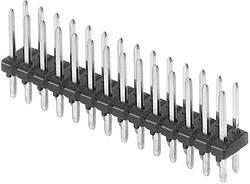Barrette mâle (standard) W & P Products 944-13-016-00 Nbr total de pôles 16 Pas: 2.54 mm 1 pc(s)