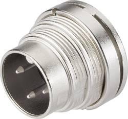 Connecteur circulaire Série: 682 Binder 09-0319-80-05 embase mâle Nbr total de pôles: 5 1 pc(s)