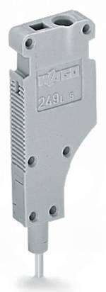 Module de blocage pour l'orifice d'introduction des conducteurs type L WAGO 249-142 100 pc(s)