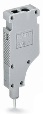 Module de blocage pour l'orifice d'introduction des conducteurs type L WAGO 249-145 100 pc(s)