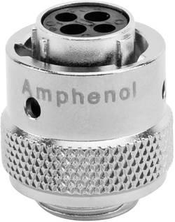 Connecteur circulaire femelle, droit Amphenol RT0610-2SNH Série: RT360™ 1 pc(s)