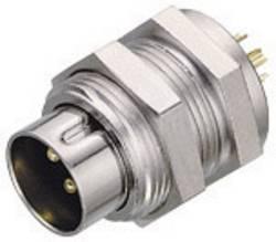 Connecteur circulaire Série: 711 Binder 09-0481-00-08 embase mâle Nbr total de pôles: 8 1 pc(s)