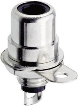 Cinch/RCA embase femelle, verticale Lumberg BTO 1 Nombre total de pôles: 2 noir 1 pc(s)