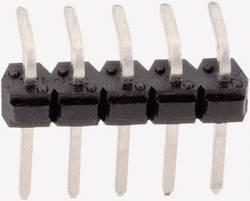 BKL Electronic Barrette mâle (standard) Nbr de rangées: 1 Nombre de pôles par