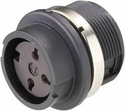 Connecteur circulaire Série: C091 Amphenol T 3437 000 embase femelle Nbr total de pôles: 7 1 pc(s)