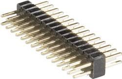 Barrette mâle (standard) TRU COMPONENTS 1580876 Nbr total de pôles 30 Pas: 1.27 mm 1 pc(s)