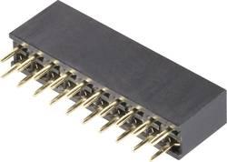 Barrette femelle (standard) TRU COMPONENTS 1580883 Nbr total de pôles 20 Pas: 2.54 mm 1 pc(s)