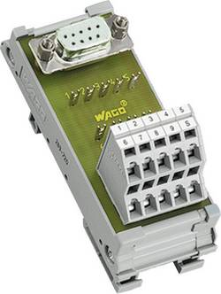 Module de transfert Sub-D 0289-0725 WAGO 51231186