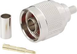 Connecteur N mâle, droit 50 Ω BKL Electronic 0404074 1 pc(s)
