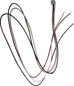Cordon fil à carte assemblé femelle, droit, Barrette mâle droite 5 pôles 741779 1 pc(s)