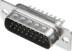 SUB-D femelle embase femelle, verticale 15 pôles TRU COMPONENTS TC-A-HDF 15 LL/Z-203 1586468 fût à souder 1 pc(s)