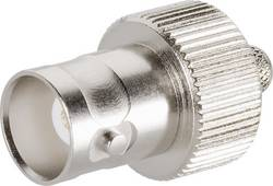 Connecteur BNC femelle, droit à sertir Telegärtner J01001A1265 50 Ω 1 pc(s)