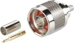 Connecteur N mâle, droit 50 Ω BKL Electronic 0404000 1 pc(s)