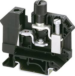 Bloc de jonction porte-fusible pour cartouche G Conditionnement: 1 pc(s) Phoenix Contact UK 10-DREHSI (5X20) 3005109