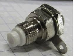 Connecteur FME embase femelle, verticale à souder BKL Electronic 0412060 50 Ω 1 pc(s)