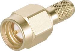 Connecteur SMA mâle, droit 50 Ω Telegärtner J01150A0041 1 pc(s)