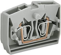 Borne d'extrémité WAGO 264-321 6 mm ressort de traction Affectation des prises: L gris 1 pc(s)