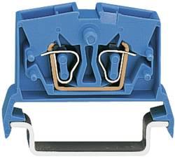 Bloc de jonction traversant WAGO 264-714 6 mm ressort de traction Affectation des prises: N bleu 1 pc(s)