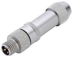 Binder 99-3363-00-04 Connecteur non confectionné M8 mâle, droit