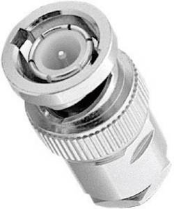 Connecteur BNC mâle, droit 50 Ω Amphenol B1141C1-NT3G-5-50 1 pc(s)