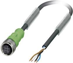 Câble pour capteurs/actionneurs Phoenix Contact SAC-4P-10,0-PUR/M12FS 1683002 Conditionnement: 1 pc(s)