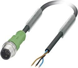 Câbles pour capteurs/actionneurs Pôle: 3 Phoenix Contact SAC-3P-M12MS/10,0-PUR 1682566 1 pc(s)