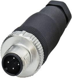 Connecteur non confectionné Phoenix Contact SACC-M12MS-5CON-PG 7-M 1663116 M12 mâle, droit Nbr de pôles: 5 1 pc(s)