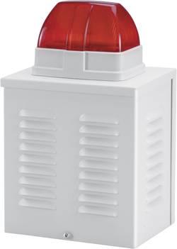 Boîtier vide pour sirène d'alarme ou gyrophare ABUS SG3210 pour l'intérieur, pour l'extérieur