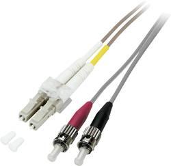 Câble de raccordement fibre optique EFB Elektronik O6508.5 [1x LC mâle - 1x ST mâle] 50/125 µ Multimode OM2 5 m