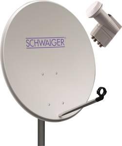 Système SAT sans récepteur Schwaiger SPI994011 Nombre d'abonné(s): 4