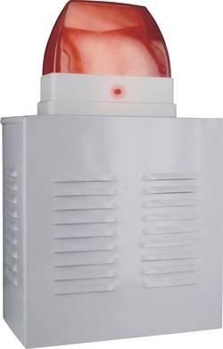 Boîtier vide pour sirène d'alarme ou gyrophare Smartwares SA11D pour l'intérieur, pour l'extérieur