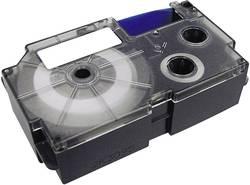 Ruban encreur Casio XR-24X1 Couleur de ruban: transparent Couleur de police d'écriture:noir 24 mm 8 m,
