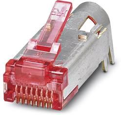 Connecteur de données Phoenix Contact VS-08-ST-H21P-RJ45 1404388 mâle, droit Nbr de pôles: 8 5 pc(s)