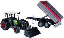 Tracteur + remorque + couplage Class Nectis 267F
