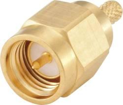 Connecteur SMA mâle, droit Rosenberger 32S107-302L5 264567 à souder, à sertir 50 Ω 1 pc(s)
