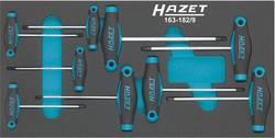 Lot de tournevis 9 pièces TORX® intérieur Hazet 163-182/9 1 pc(s)